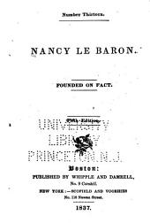 Nancy Le Baron: Founded on Fact