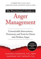 The Practitioner s Guide to Anger Management PDF