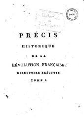 Précis historique de la Révolution française