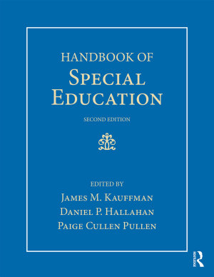 Handbook of Special Education PDF