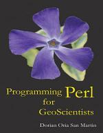 Programming Perl for Geoscientists