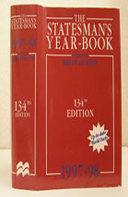 The Statesman s Year Book 1997 8