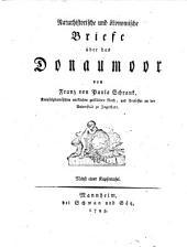 Naturhistorische und ökonomische Briefe über das Donaumoor