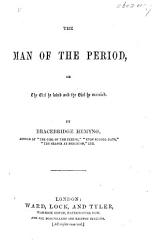 The Man of the Period  Or  The Girl He Loved and the Girl He Married PDF