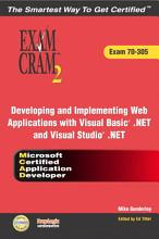Developing and Implementing Web Applications with Visual Basic  NET and Visual Studio  NET PDF