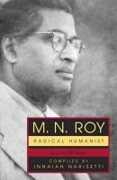M  N  Roy PDF