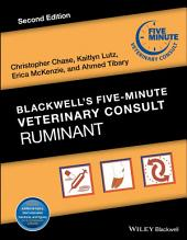 Blackwell's Five-Minute Veterinary Consult: Ruminant: Edition 2