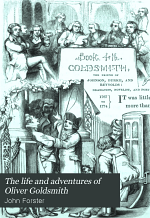 The Life and Adventures of Oliver Goldsmith