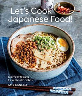 Let s Cook Japanese Food  Book