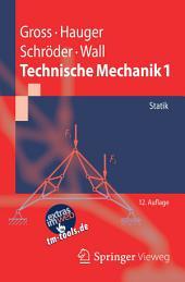 Technische Mechanik 1: Statik, Ausgabe 12