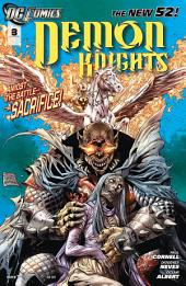 Demon Knights (2011-) #3