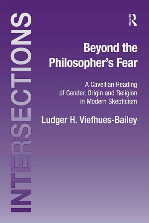 Beyond the Philosopher's Fear