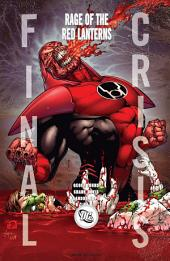 Final Crisis: Rage of the Red Lanterns (2008-) #1