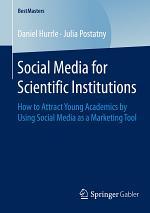Social Media for Scientific Institutions