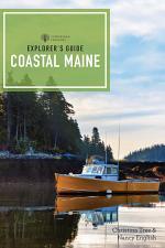 Explorer's Guide Coastal Maine (1st Edition) (Explorer's Complete)