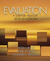 Evaluation: A Systematic Approach, Edition 7