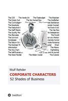 Corporate Characters PDF