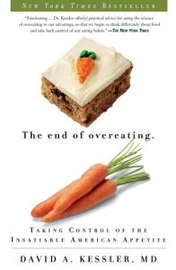 The End of Overeating Book