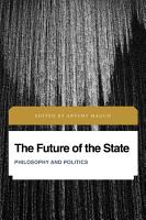 The Future of the State PDF