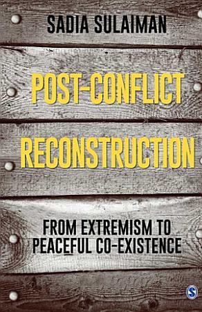 Post Conflict Reconstruction PDF