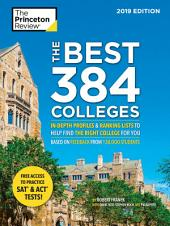 The Best 384 Colleges, 2019 Edition