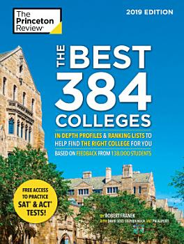 The Best 384 Colleges  2019 Edition PDF