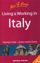 Living & Working in Italy