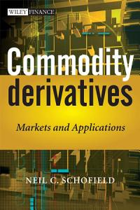 Commodity Derivatives PDF