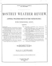 Monthly Weather Review: Volume 15
