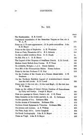 The Journal of Philology ...: Volume 6