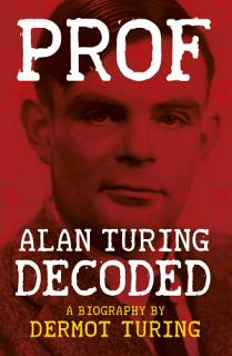 Prof  Alan Turing Decoded Book