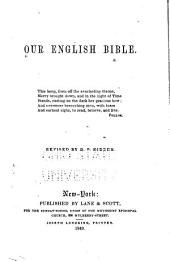 Our English Bible ...