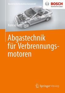 Abgastechnik f  r Verbrennungsmotoren PDF