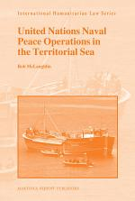 United Nations Naval Peace Operations in the Territorial Sea