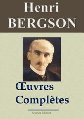 Bergson : Oeuvres complètes