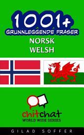1001+ grunnleggende fraser norsk - welsh