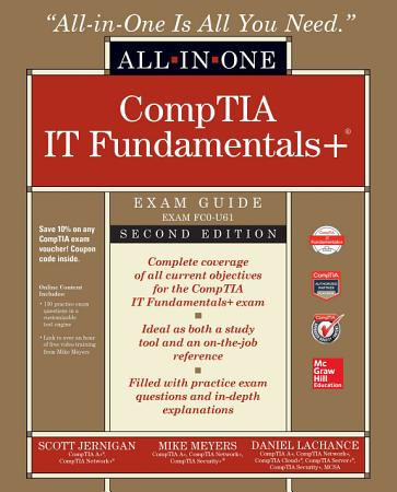 ITF  CompTIA IT Fundamentals All in One Exam Guide  Second Edition  Exam FC0 U61  PDF