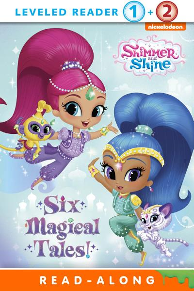 Download Six Magical Tales   Shimmer and Shine  Book