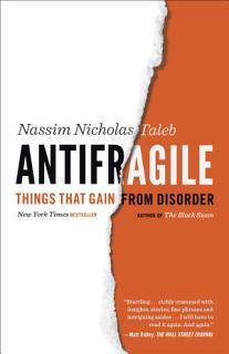 Antifragile Book