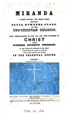 Miranda  a book on the neo Christian religion  by G  Barilli   PDF