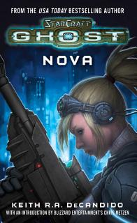 Starcraft  Ghost  Nova Book
