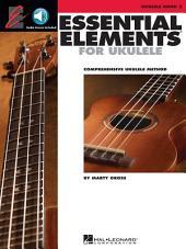 Essential Elements Ukulele Method -: Book 2