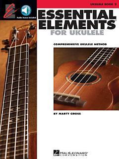 Essential Elements Ukulele Method   Book