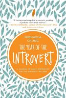 The Year of the Introvert PDF
