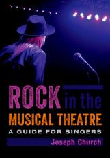 Rock in the Musical Theatre PDF