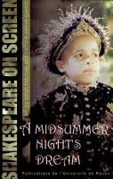 Shakespeare on screen   a midsummer night s dream PDF