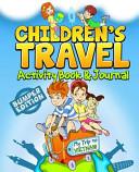 Children's Travel Activity Book & Journal