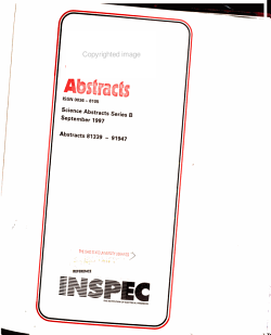 Electrical   Electronics Abstracts PDF