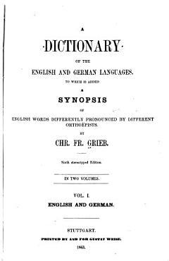 English and German PDF