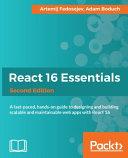 React 16 Essentials   Second Edition PDF